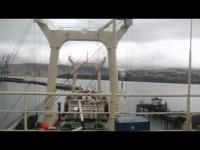 #RottAntartide2106: La partenza della nave Italica (#3)