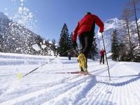Torgnon: aprono le piste per lo Sci di Fondo