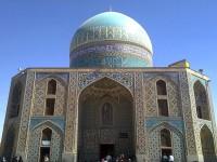 Iran, la moschea KHajeh RAbi Mashhad