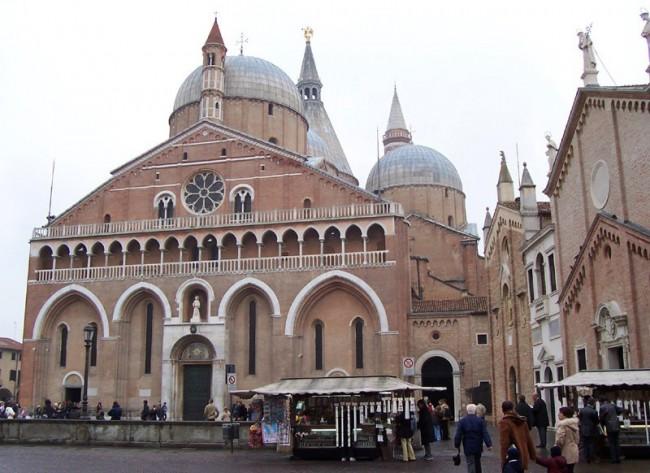 La Basilica di Sant'Antonio