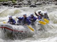 Rafting, il brivido della discesa sul fiume Sesia