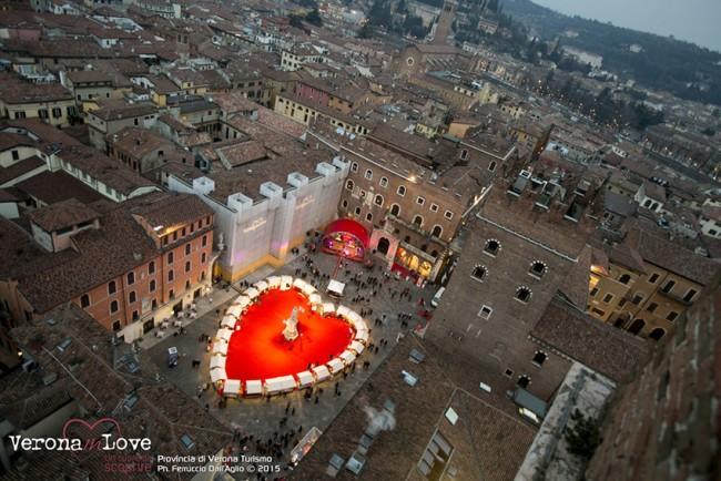 Fashion and Love si ritrovano a Verona per San Valentino