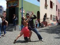 Il Tango argentino si balla anche in strada a Buenos Aires