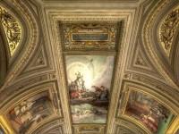 Le volte della Galleria dei Candelabri tornano a splendere