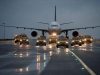 Jet Airways atterra per la prima volta ad Amsterdam