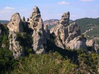 Le rocce gemelle delle Dolomiti lucane