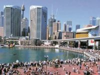 Australia: tennis, topless e barriere coralline
