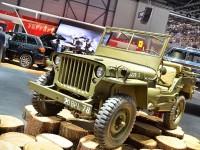 Jeep regina della grande festa delle 4×4 a Ginevra