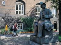 Statua di Hans Christian Andersen
