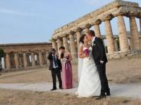Sposi a Paestum. Il Parco archeologico apre ai matrimoni civili