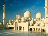 Esplorare Abu Dhabi con un'app per smartphone