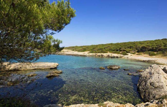 The Telegraph consiglia Porto Selvaggio, perla del Salento