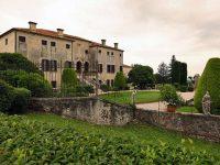 Villa Godi Malinverni nata per godere della vista dei territori a valle
