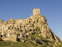 Craco in provincia di Matera è un paese fantasma