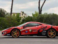 Fabio Barone alla conquista della Cina con la Ferrari 458