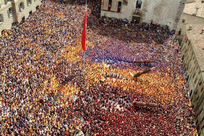 Gubbio, Festa dei Ceri