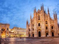 Milano, piazza del Duomo