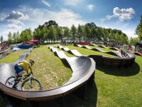 Movimënt Pump Track: in biciletta senza pedalare