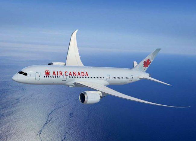 Air Canada: nuovi collegamenti da e per Venezia
