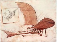 Aeroporto di Bari, in mostra le macchine di Leonardo da Vinci