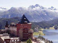 Badrutt' s Palace Hotel di St. Moritz
