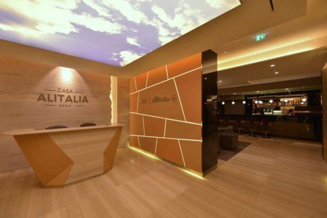 A Malpensa e Fiumicino tutti invitati a Casa Alitalia