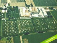 Alfonsine: aperto il primo labirinto dinamico del mondo