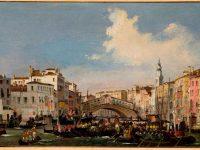 Venezia, visite notturne alla mostra Ippolito Caffi