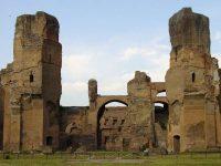 Le Terme di Caracalla di Roma