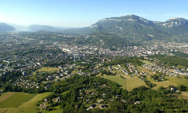 I tanti volti di Chambéry: arte, storia, natura, sport