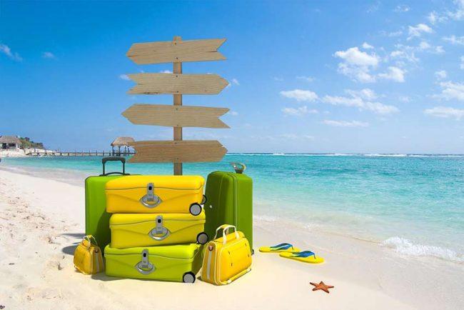 Pronti a partire per un lungo viaggio estivo?