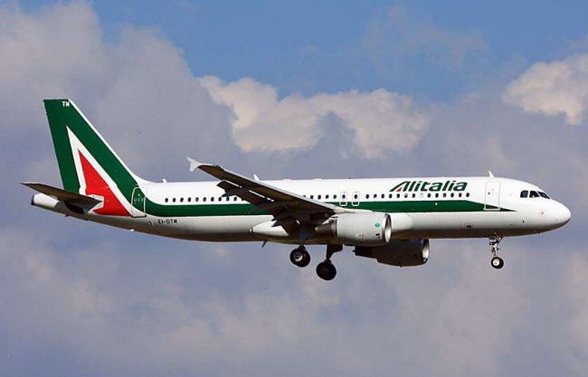 Alitalia ritorna a volare in Cina con la tratta Roma – Pechino