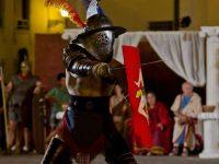Epoca Romana, gladiatore