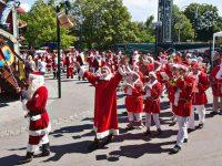Babbi Natale a Congresso in Danimarca