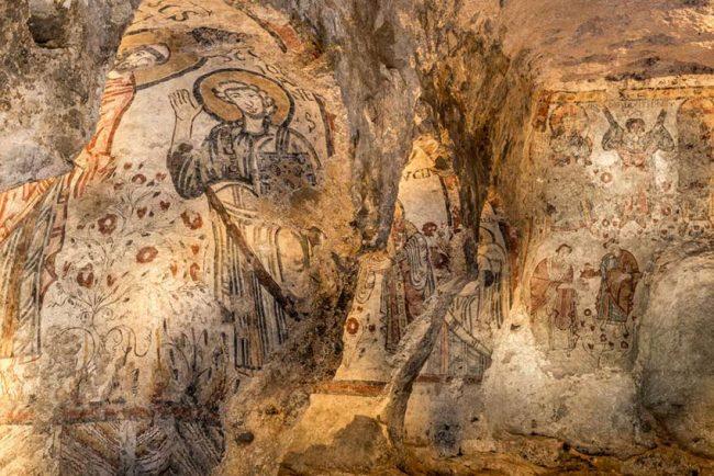 Matera, riapre al pubblico la Cripta del Peccato originale