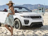 Range Rover Evoque Convertibile: il cielo ti appartiene