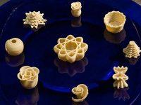 Formati di pasta realizzati con la stampante 3D Barilla