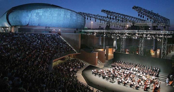 Sale Parco Della Musica Roma : Auditorium parco della musica roma mondointasca