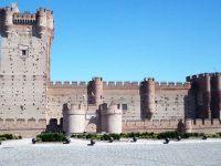 Medina del Campo Castillo de la Mota