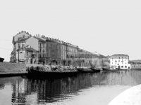 La darsena di Milano negli anni '30