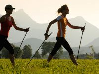 Nordic walking sull'Appennino Romagnolo