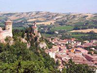 Brisighella col suo borgo medievale
