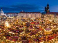 Dresda il più antico mercatino di Natale della Germania