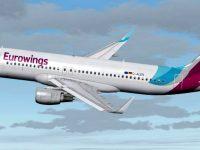 Eurowings  decolla con volo low-cost per L'Avana