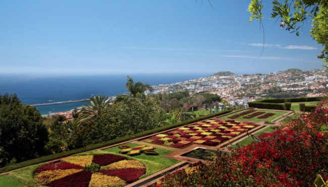 Giardino Botanico a Funchal