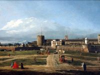 Bellotto e Canaletto, lo stupore e la luce a Milano