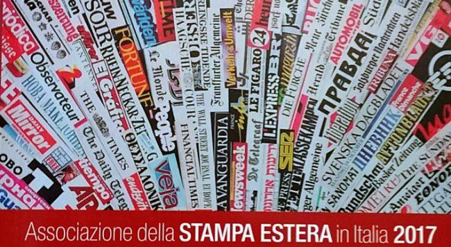 I media internazionali propulsori del mito Italia