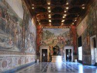 I Musei Capitolini riaprono la sala Orazi e Curiazi