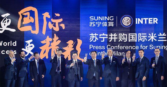L'Inter, la Cina e la Mapelli