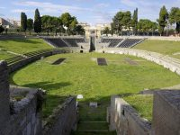 Lucera, anfiteatro Augusteo